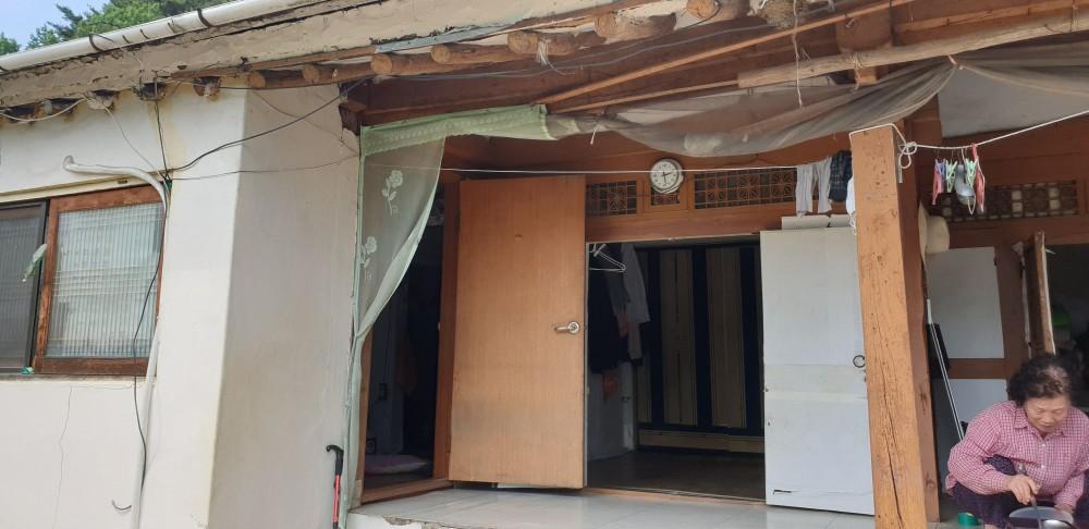 촌집 개조/촌집수리/촌집 리모델링으로 얼마든지 편안하고 안락한 집으로 가능하여 리모델링이 진행된다(
